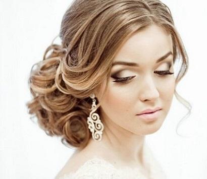 Прически на средние волосы (100 фото)