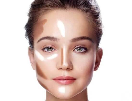 макияж пошагово с фото для начинающих