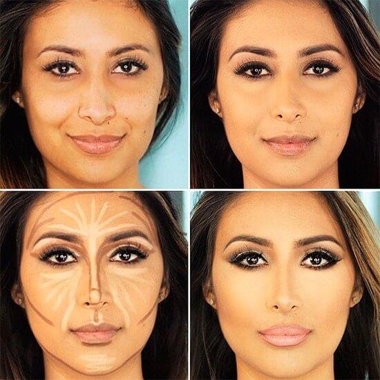 секреты макияжа от визажистов пошагово фото говорят