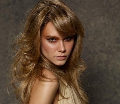 Прическа итальянка женская фото