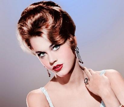 Причёски 60 х годов фото женские