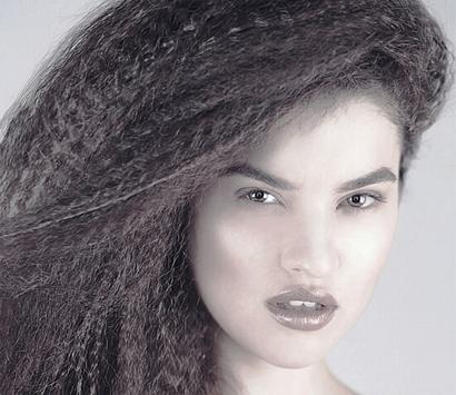 Причёски с гафрешкой фото