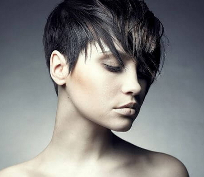 Вечерние причёски на короткие волосы фото