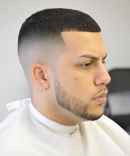 Мужские причёски с переходом: фото и описание стрижек и ...