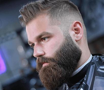 Славянские причёски мужские