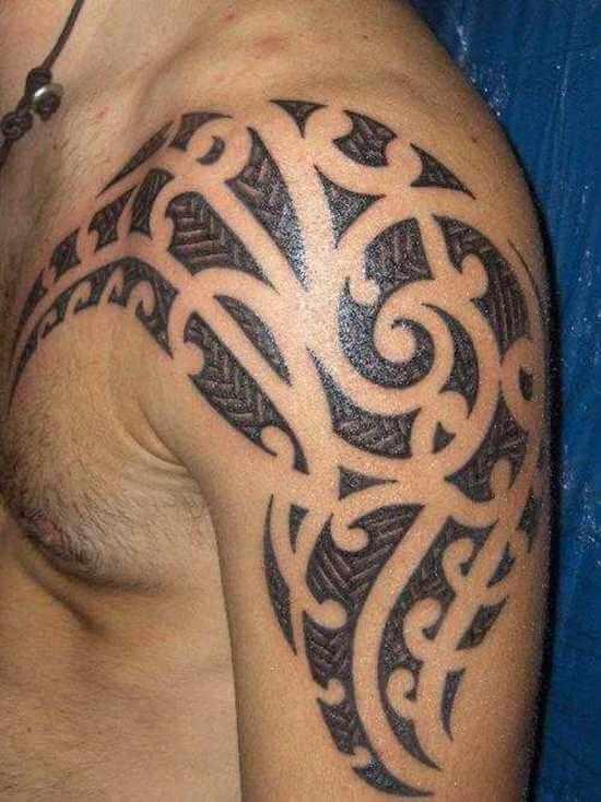 биксеноновые кельтский узор на плече фото пищу