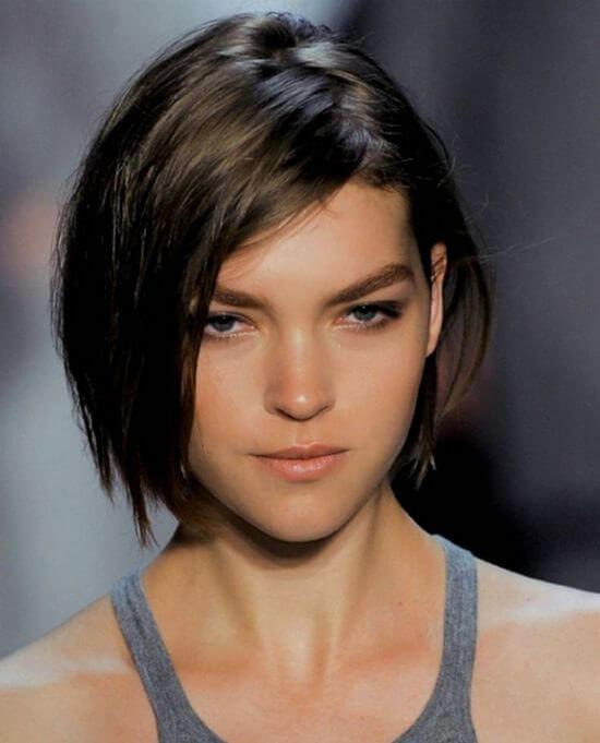 Короткие стрижки женские 2018-2019 на тонкие волосы