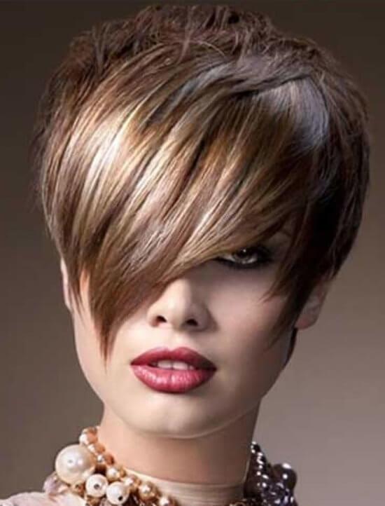 второе третье модное окрашивание на короткие волосы фото дизайн