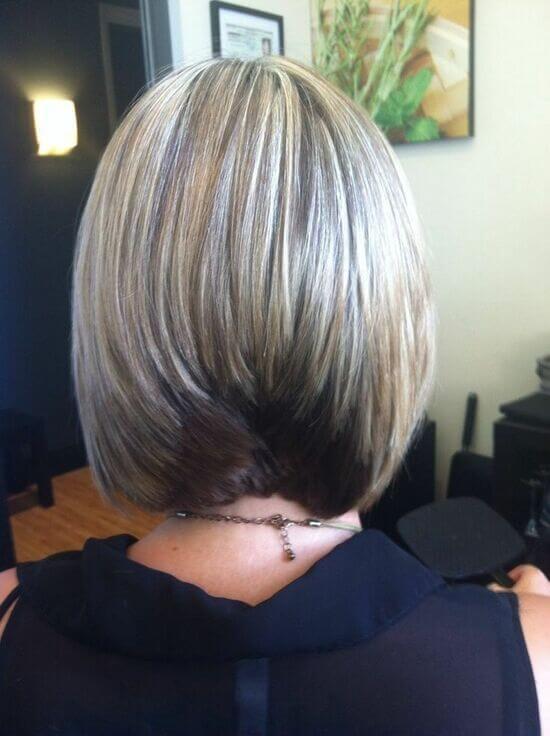 Мелирование на короткие волосы 2019