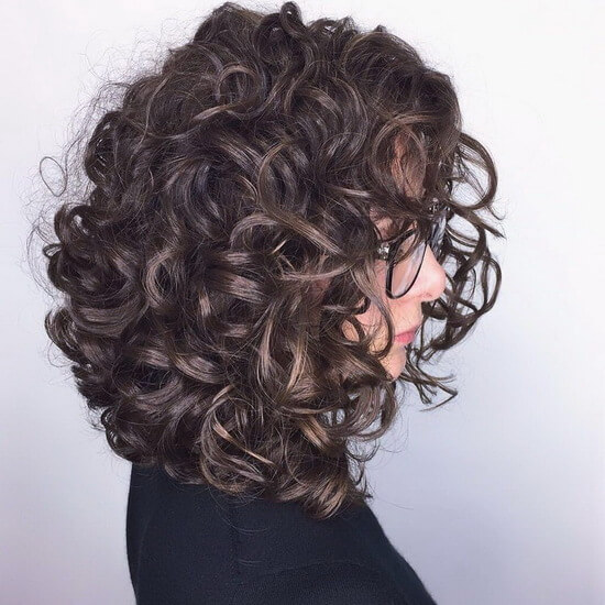 Мокрая химия на короткие волосы