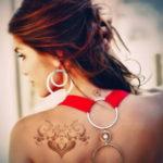 Значения татуировок для девушек с фото