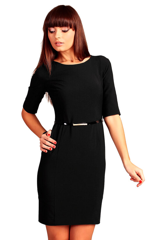 свифт модели черного платья фото снятое
