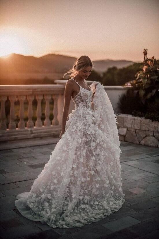 фото свадебных платьев 2019-2020