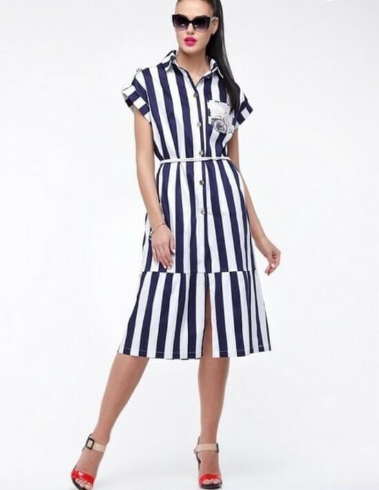 Платье рубашка 2019-2020 фото новинки