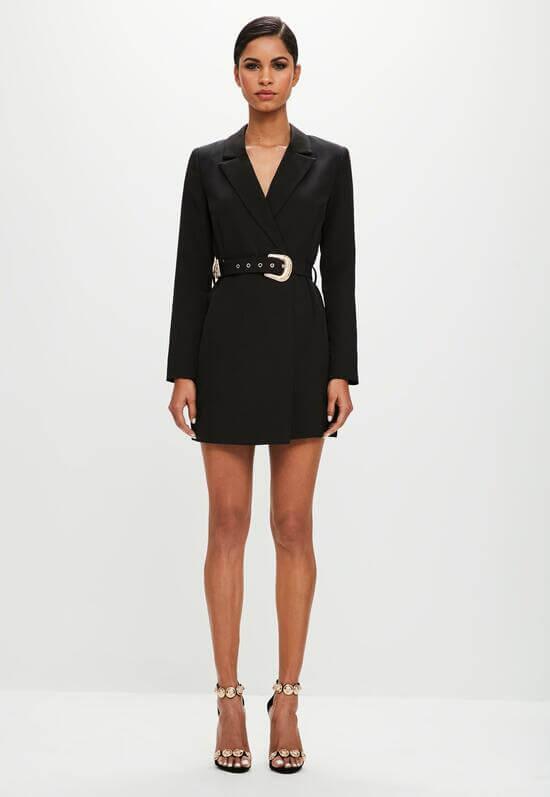 платье пиджак фото