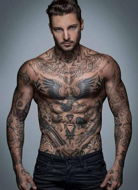 Татуировки для мужчин