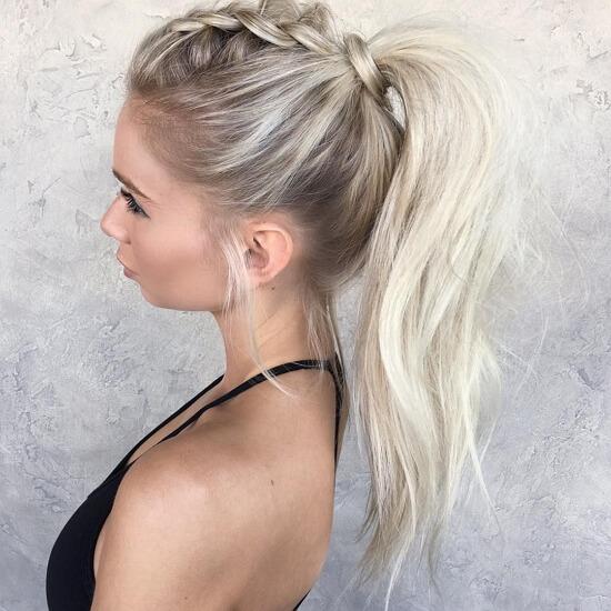 Фото причесок на средние волосы